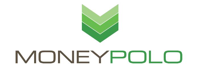 MoneyPolo logo, white bg