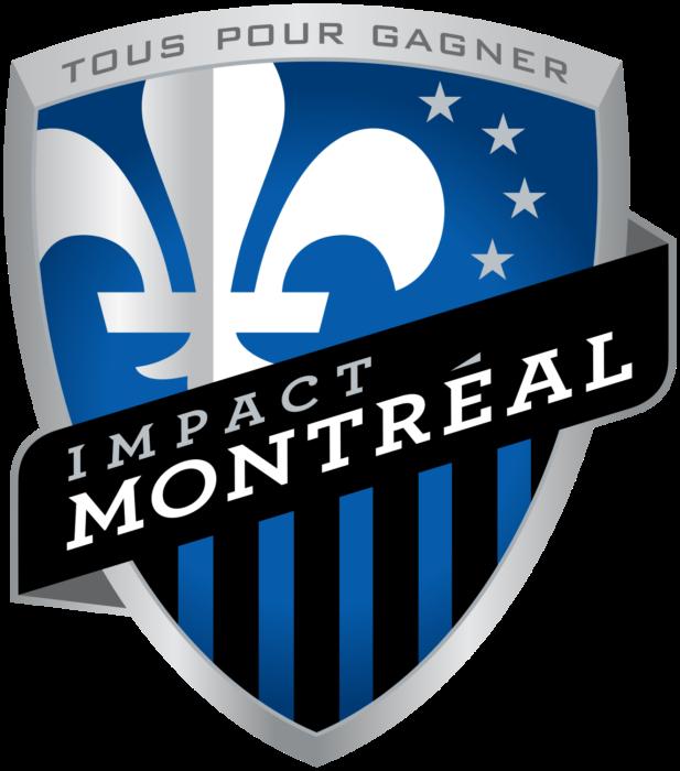Montreal Impact logo, MLS, soccer