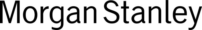 Morgan Stanley logo, wordmark, logotype