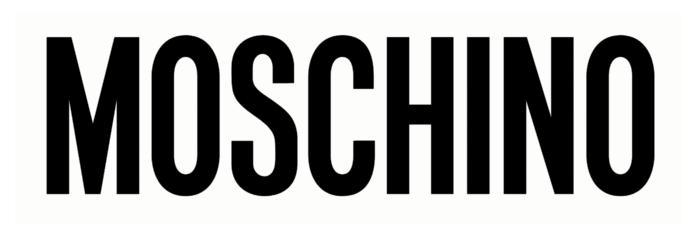 Moschino logo, logotype