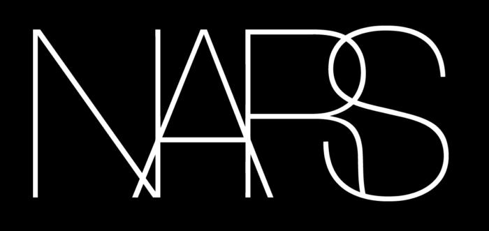 NARS logo, black