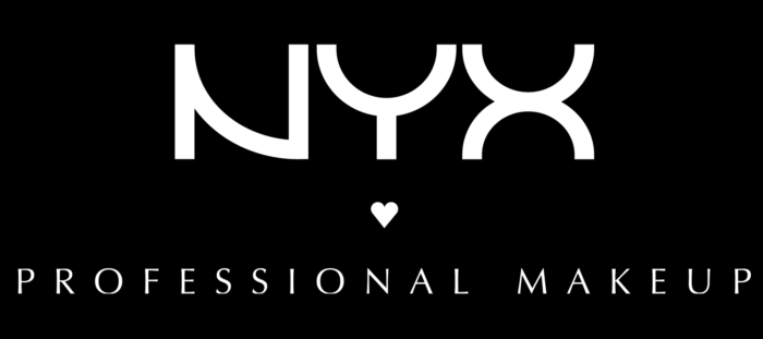 NYX logo, black