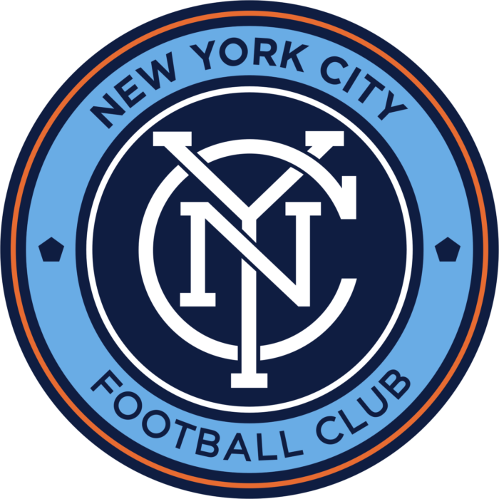 New York City FC logo, logotype