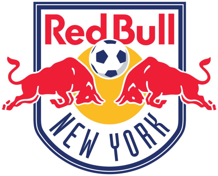 New York Red Bulls logo, logotype