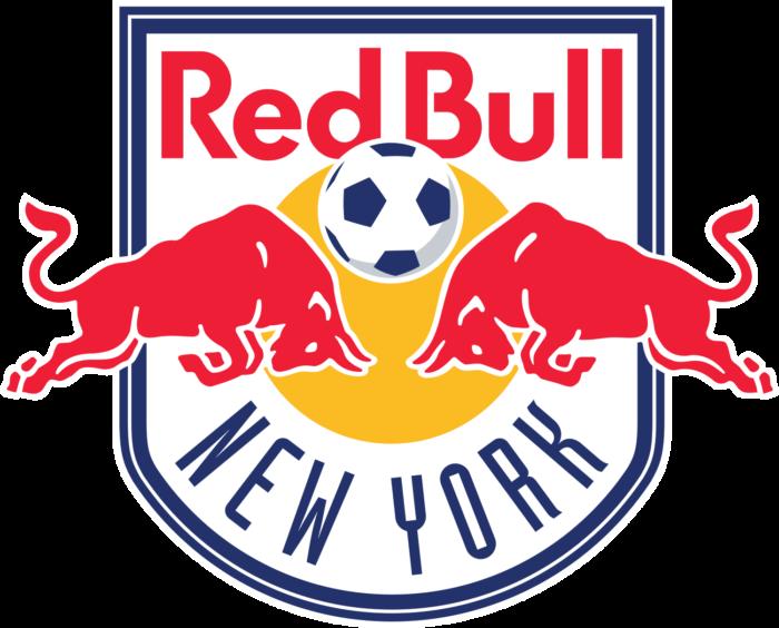 New York Red Bulls logo, logotype