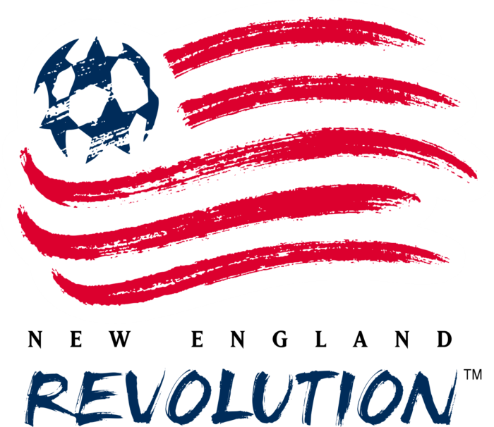 New England Revelution logo, MLS club
