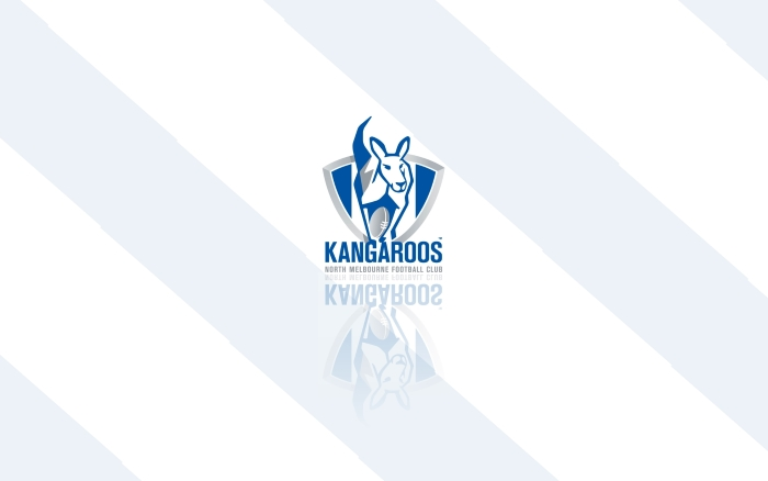 North Melbourne Kangaroos wallpaper - 1920x1200px