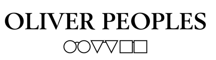 Oliver Peoples logo, logotype