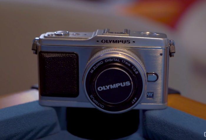 Olympus PEN-F digital camera