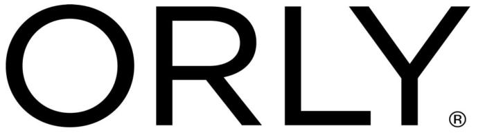 Orly logo, black