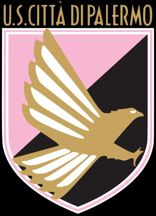 Palermo calcio logo, logotype
