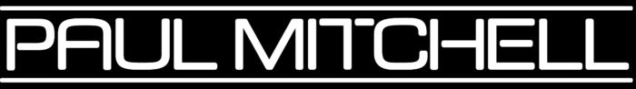 Paul Mitchell logo, black