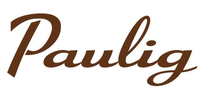 Paulig logo, white bg