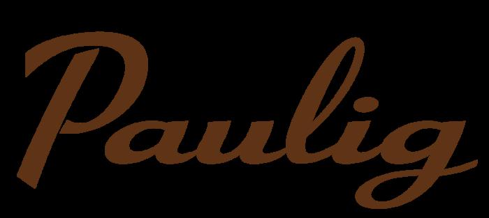 Paulig logo, wordmark