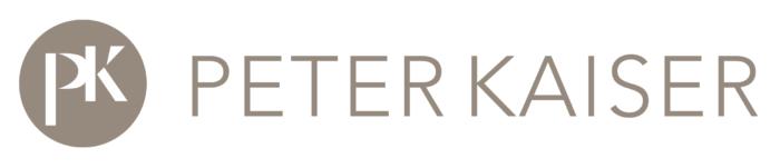 Peter Kaiser logo, logotype