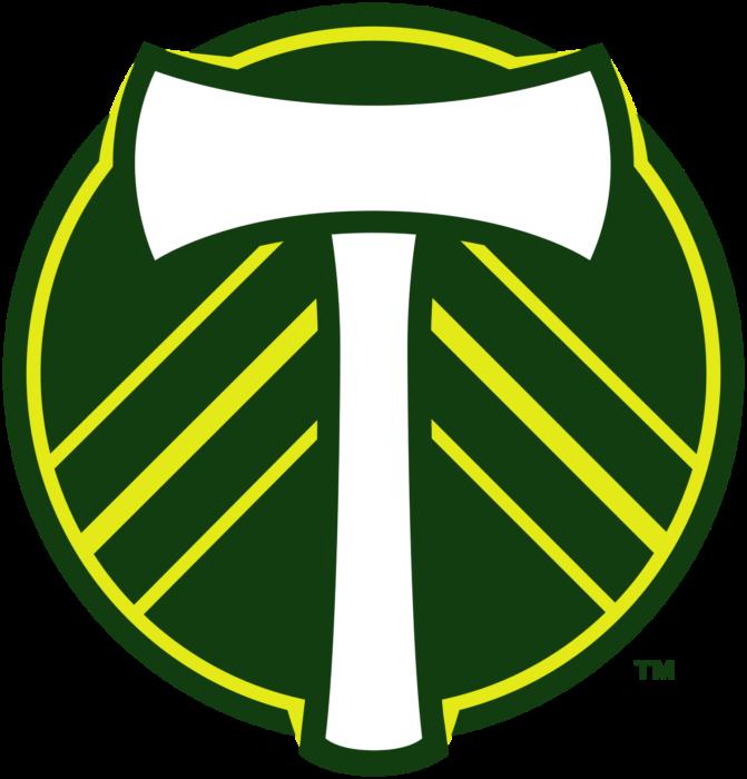 Portland Timbers logo, logotype, secondary