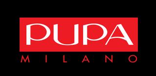 Pupa Milano logo, black