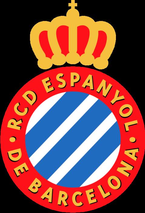 RCD Espanyol logo, crest, logotype, logotipo