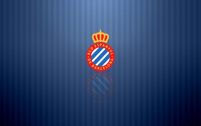 RCD Espanyol wallpaper, logo - 1920x1200px