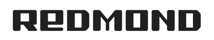 REDMOND logo, gray wordmark