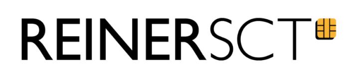 REINER SCT logo, logotype