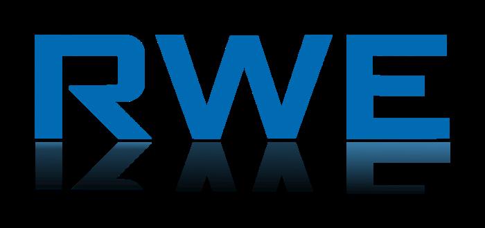 RWE logo, logotype