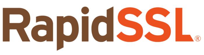 RapidSSL logo, logotype