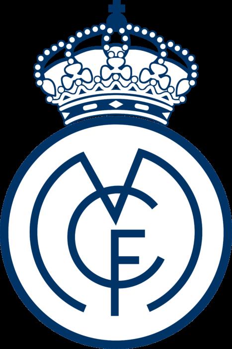 Real Madrid CF Logo 1920