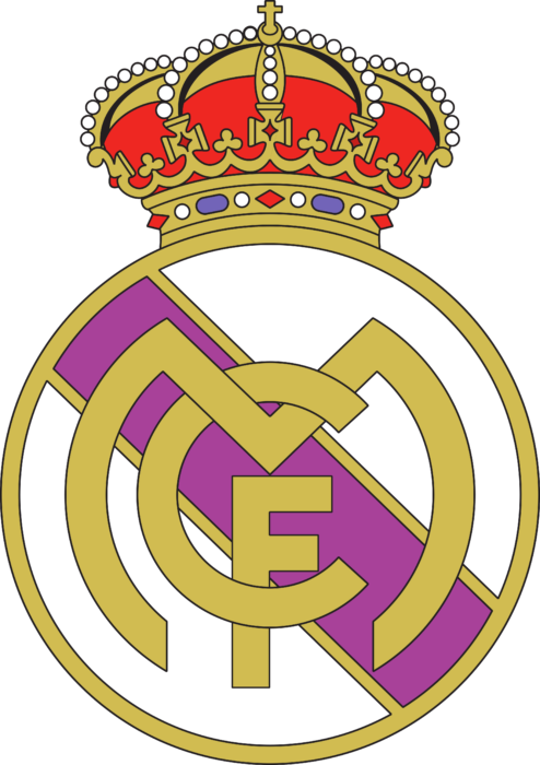 Real Madrid CF Logo 1941