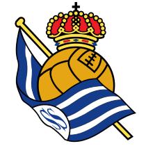 Real Sociedad logo, small logotipo