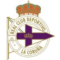Real club Deportivo de La Coruña logo