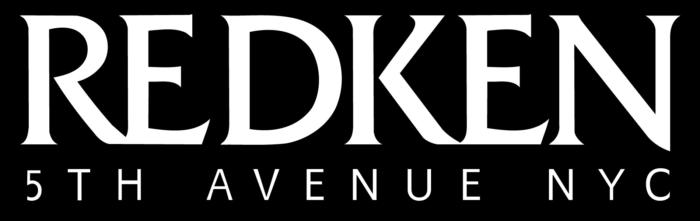 Redken logo, black