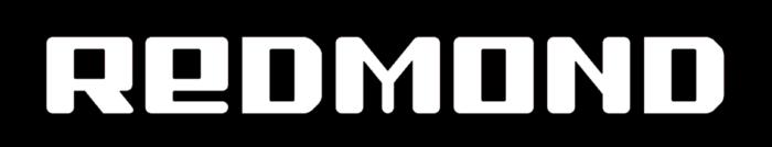 Redmond logo, black bg