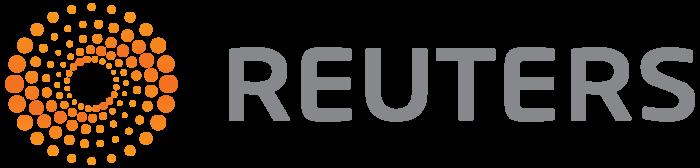 Reuters logo, logotype, wordmark
