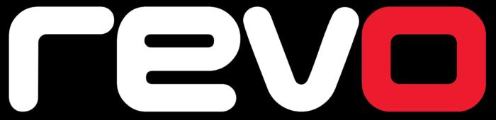 Revo logo, black