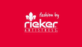 Rieker logo, red