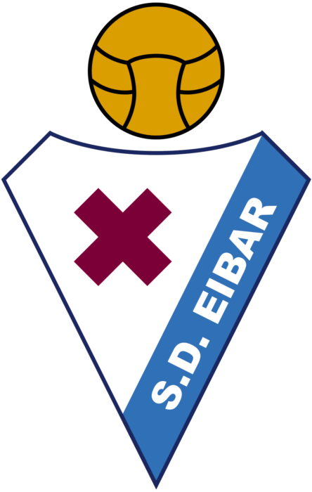 SD Eibar logo, logotipo, club logotype