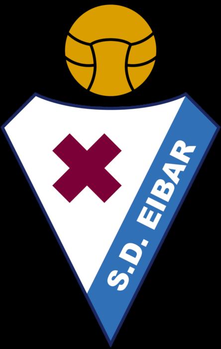SD Eibar logo, logotipo, club logotype