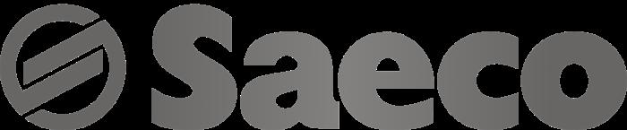 Saeco logo, gray