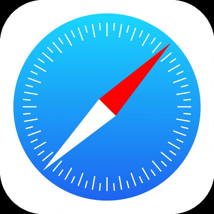 Safari iOS logo