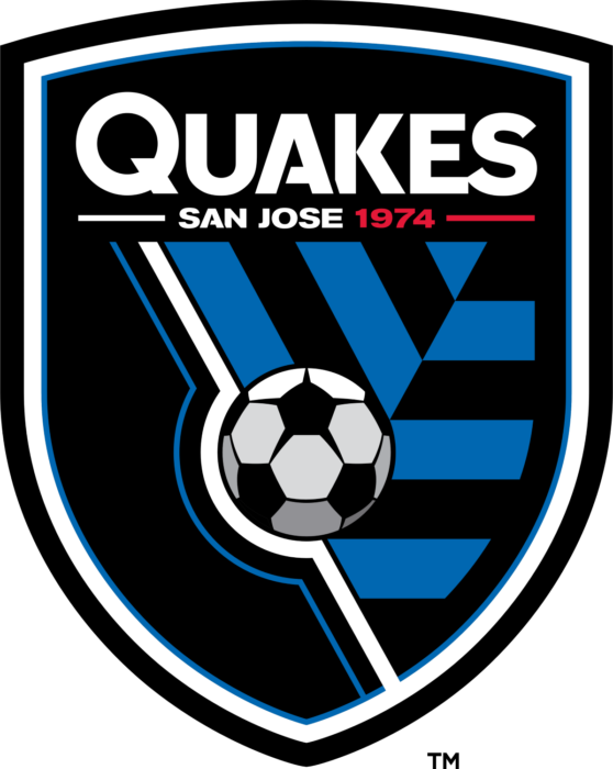 San Jose Earthquakes logo, logotype