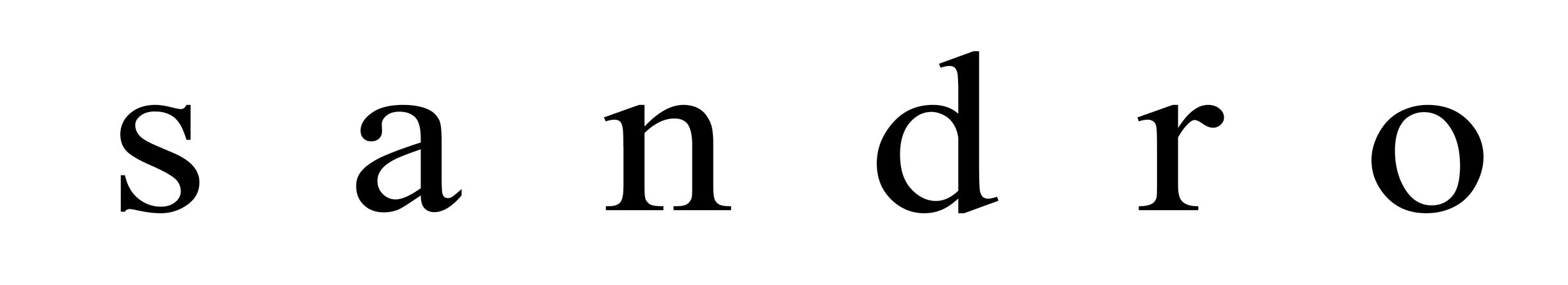 Sandro Logos Download