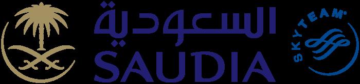 Saudia logo, logotype
