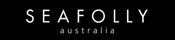 Seafolly Australia logo, black