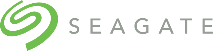 Seagate logo, logotype