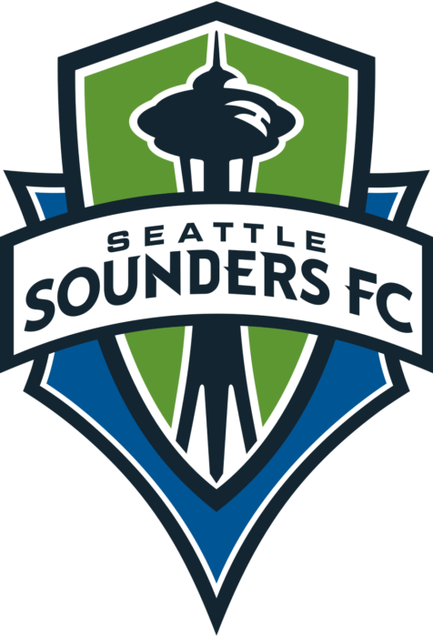 Seattle Sounders FC logo, logotype, emblem