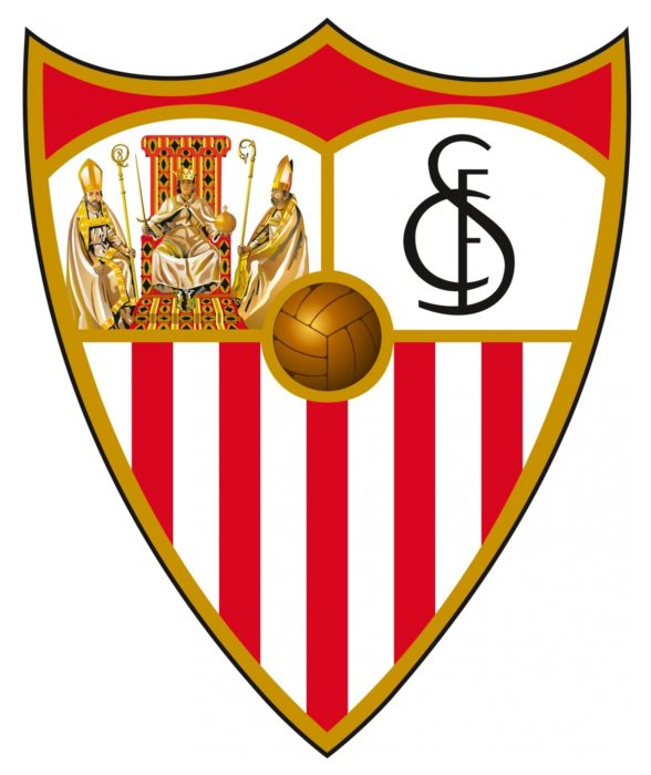 Sevilla FC logo, logotipo, logotype