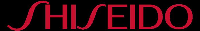 Shiseido logo, red