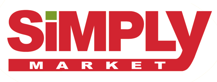 Simply Market logo, darker version