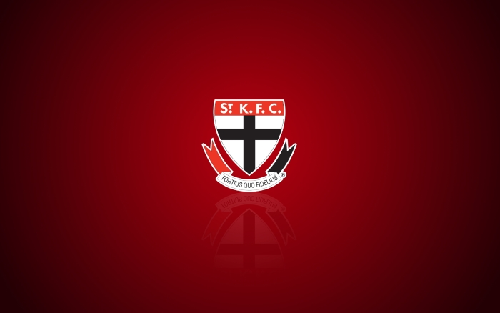 St Kilda Saints wallpaper, background with team logo - 1920x1200px
